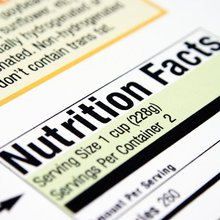 The 5 Most Critical Things to Look for on a Nutrition Label to Prevent Diabetes | Reader's Digest
