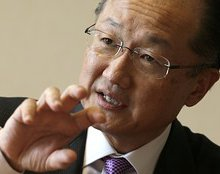 World Bank Chief Reflects Concerns on Tighter Money