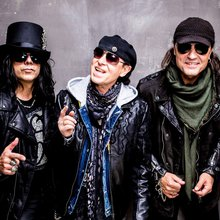 At 50, Scorpions still rock like a hurricane