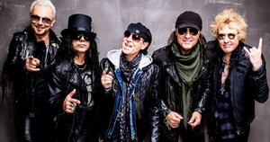 At 50, Scorpions still rock like a hurricane