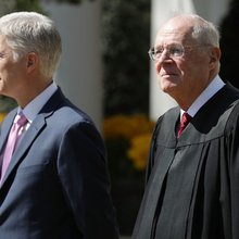 If Justice Kennedy Goes, So Do LGBT Rights