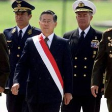 Support Via The U.S. Drug War Helped Keep Former Peruvian Dictator, Fujimori, In Power