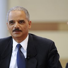 Eric Holder Flirts With Presidential Bid, Hooks Up With Hollywood
