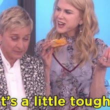 Nicole Kidman Had The Best Response To A Chef Who Was Rude To Her On Ellen