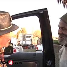 Exclusive: Carlos Santana Reunites with Homeless Ex Bandmate