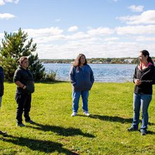 """U.P. tribe wants to know: """"When can we eat the fish?"""" Researchers try to answer."""