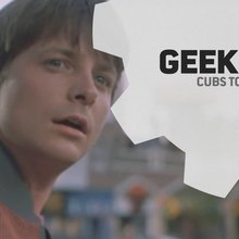 The most important 'Back to the Future' prediction? Chicago Cubs victory: Geek Bait