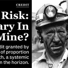 Systemic Risk: A New Canary in the Coal Mine?