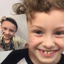 There's a good reason this last-day-of-school photo is melting hearts