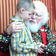 Autistic Boy Confesses Dark Secret, Santa Grabs Him And Whispers 5 Words Into His Ear