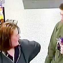 Teen 'murdered in snuff movie fantasy' laughs with accused in supermarket CCTV