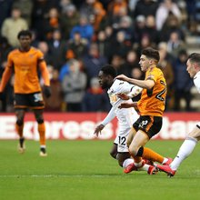 Wolves blog: No complaints about a replay