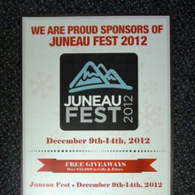 What is Juneau Fest 2012?