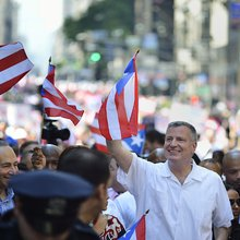 Latinos get the shaft again in Bill de Blasio's three cities