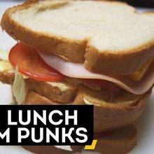Oakland Punks Feed the Homeless