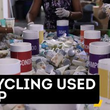 Recycling Soap for Good