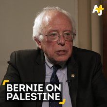 BERNIE SANDERS TALKS ABOUT PALESTINE AND BDS WITH DENA TAKRURI