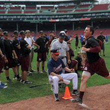 Cape League: Special day in Jake Madsen's life