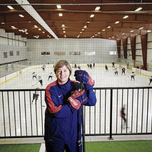 Hockey coach Katey Stone mentors US Olympic women for Sochi | Harvard Magazine Jan-Feb 2014