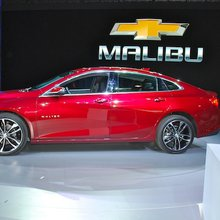 The 2016 Chevy Malibu Hybrid Is For People Who Don't Drive Hybrids