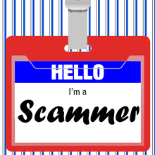 Avert a scam by asking for ID, calling your utility