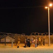 Overnight in Jordan's Za'atari camp