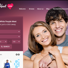 Where White People Meet dating site founder says he's not racist, cites 'Blindside' experience as...