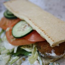 The Subway Falafel Sandwich and the Americanization of Ethnic Food