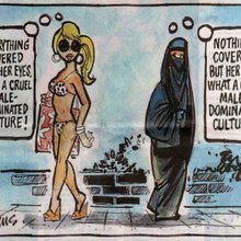 There's Nothing Wrong With Modesty Nor Nudity