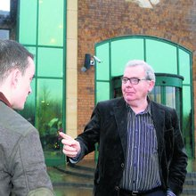 Sean Quinn back where he started | Impartial Reporter