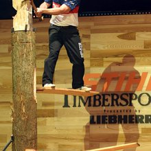 """Redneck Geometry,"" Hot Saws, And The Bottom Line: Matt Cogar's Rise To America's Best Lumberjack..."