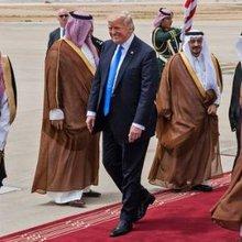 Tres logros que Trump busca en Arabia Saudita