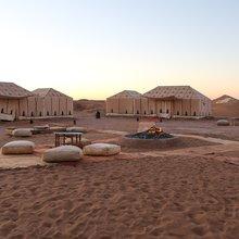 Glamping in the Sahara Desert Part 1 - thekittchen