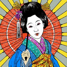 Alternate art history: say 'sayonara' to big-eyed cartoons and soup can portraits