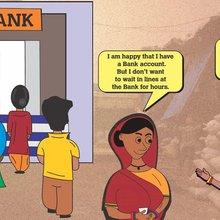 Comics help women become super savers in India: see the pages