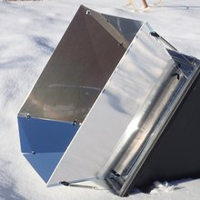 Cooking with Solar Power - OutdoorX4