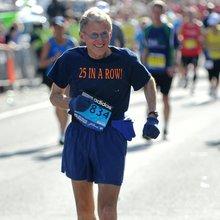 Boston Marathoner Has to Choose Between Two Streaks
