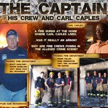 The Captain, His Crew and Carl Caples
