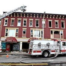 Eight Flee Norwalk Blaze