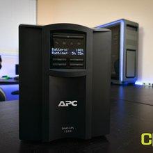 Review: APC Smart-UPS 1500VA Battery Backup (SMT1500) | Custom PC Review