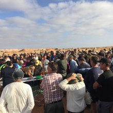 Opal rush returns to Coober Pedy