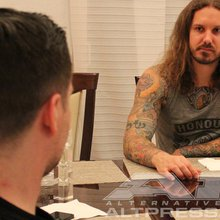 Tim Lambesis world exclusive interview: The As I Lay Dying singer breaks his year-long silence
