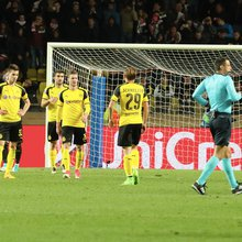 More Crucial Errors Highlight Dortmund's Champions League Exit; Lose 3-1 to Monaco