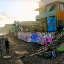 'Despacito' made this neighborhood famous. Hurricane Maria left it in ruins