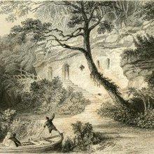 The Strange, Short-Lived British Trend of Hiring Ornamental Hermits