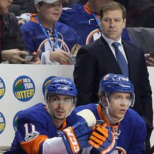 Weight discusses decision to take Isles job, plan moving forward