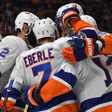 Jordan Eberle's production due in part to unexpected source