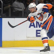 Mayfield taking huge strides, showing Islanders he belongs