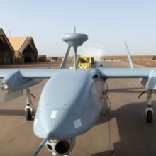 Watch: IAI's Heron-1 UAV operating in Mali