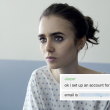 People with eating disorders are recommending 'To The Bone' to each other in pro-anorexia chatroo...